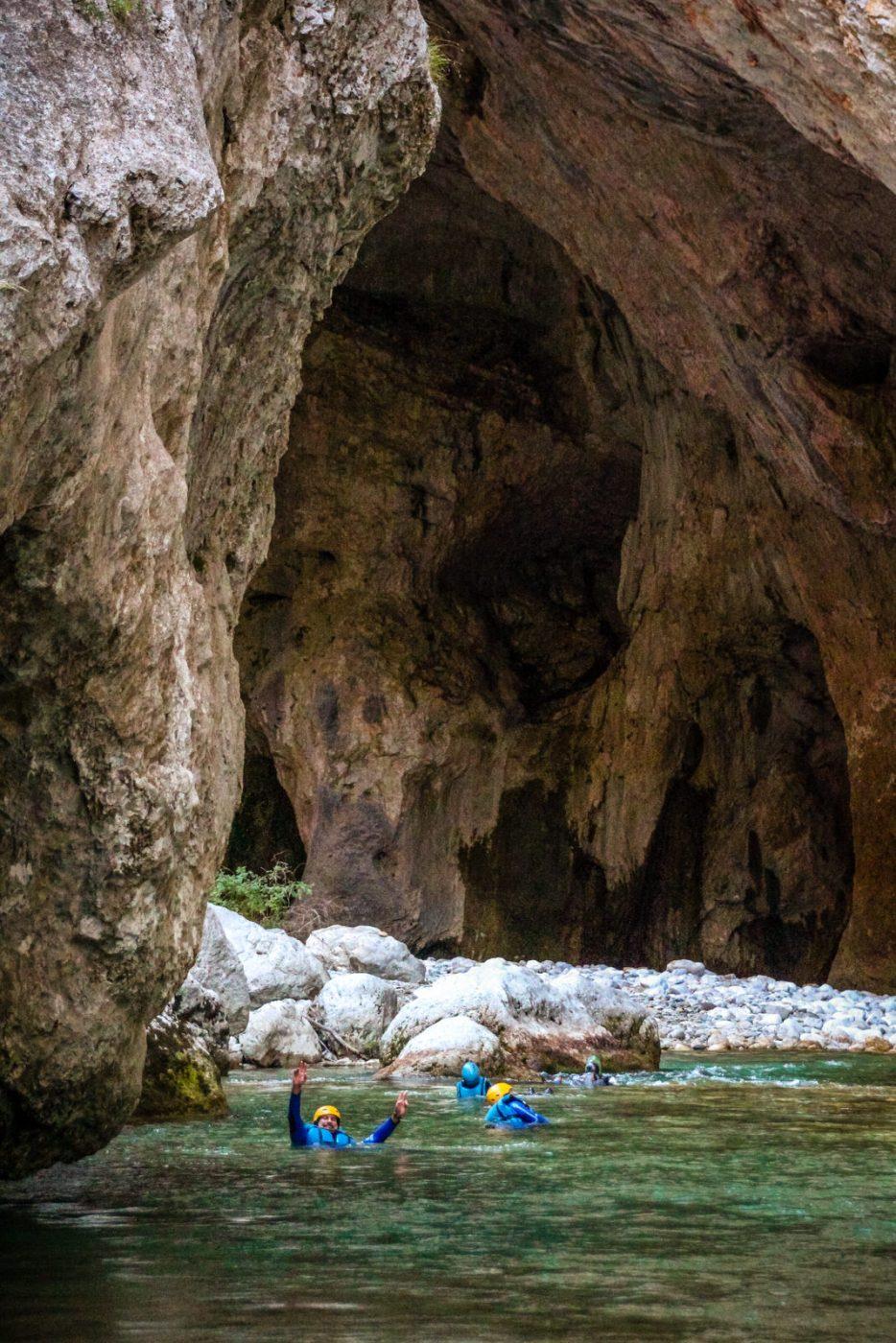Rando Aqua près de Castellane